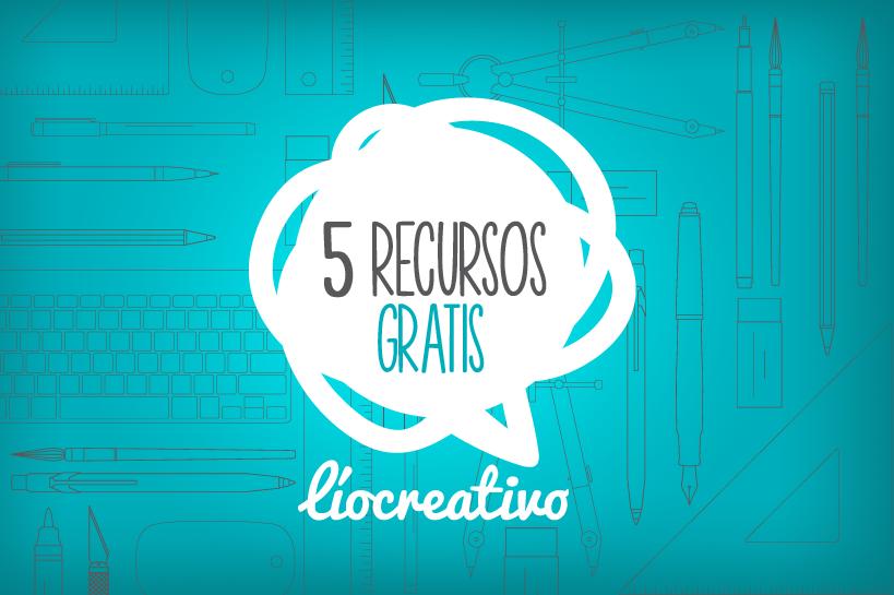 5 Recursos gratis para diseñadores gráficos  (I)
