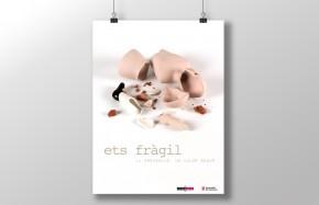 Ets fràgil, eres frágil