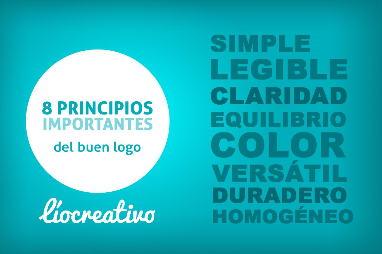 8 principios del buen logo