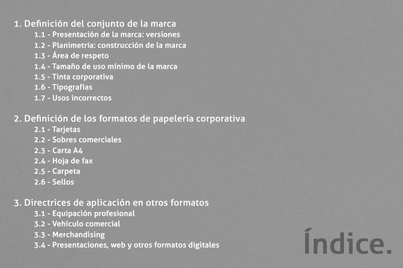 INDICE-manual