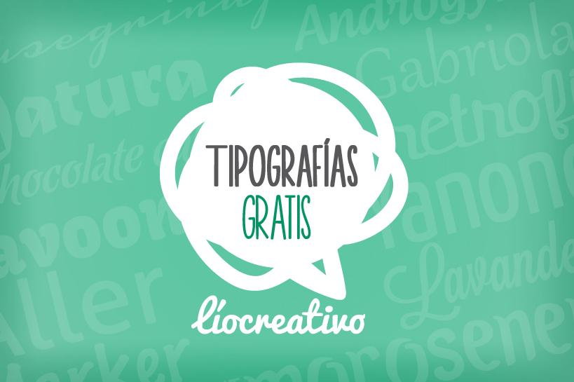 Tipografías gratuitas (2)