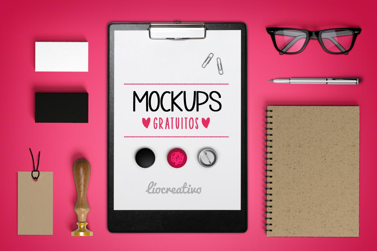 10 Mockups para nuestros proyectos