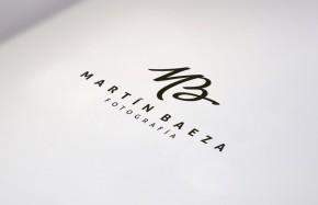 Logo Martín Baeza