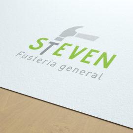 Logotipo Steven